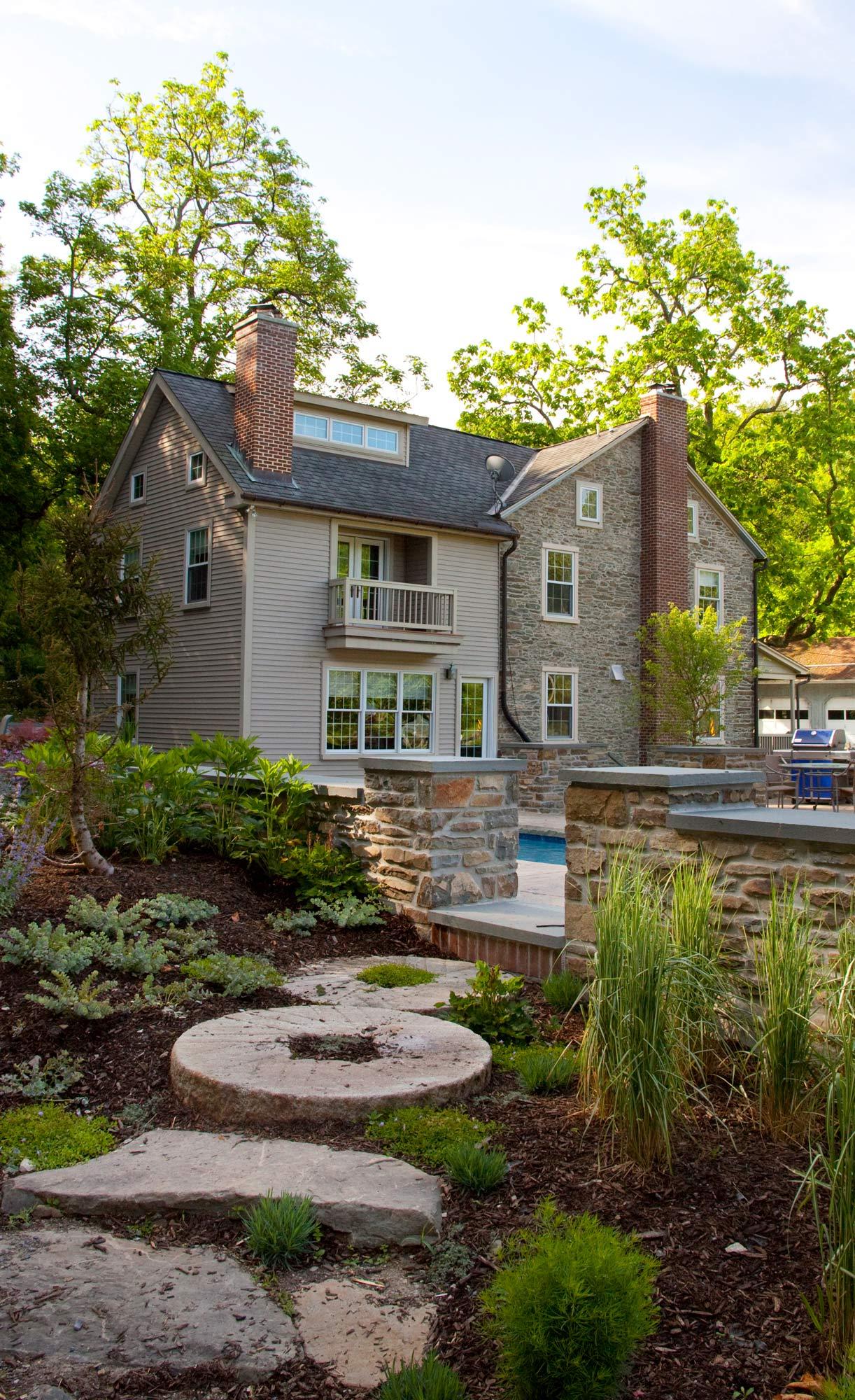 dietrich stonemasonry residential hardscape
